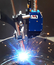 Meta's SLS ARC is optimised for open arc welding