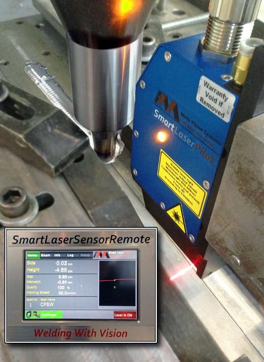 Friction Stir Welding with SLS